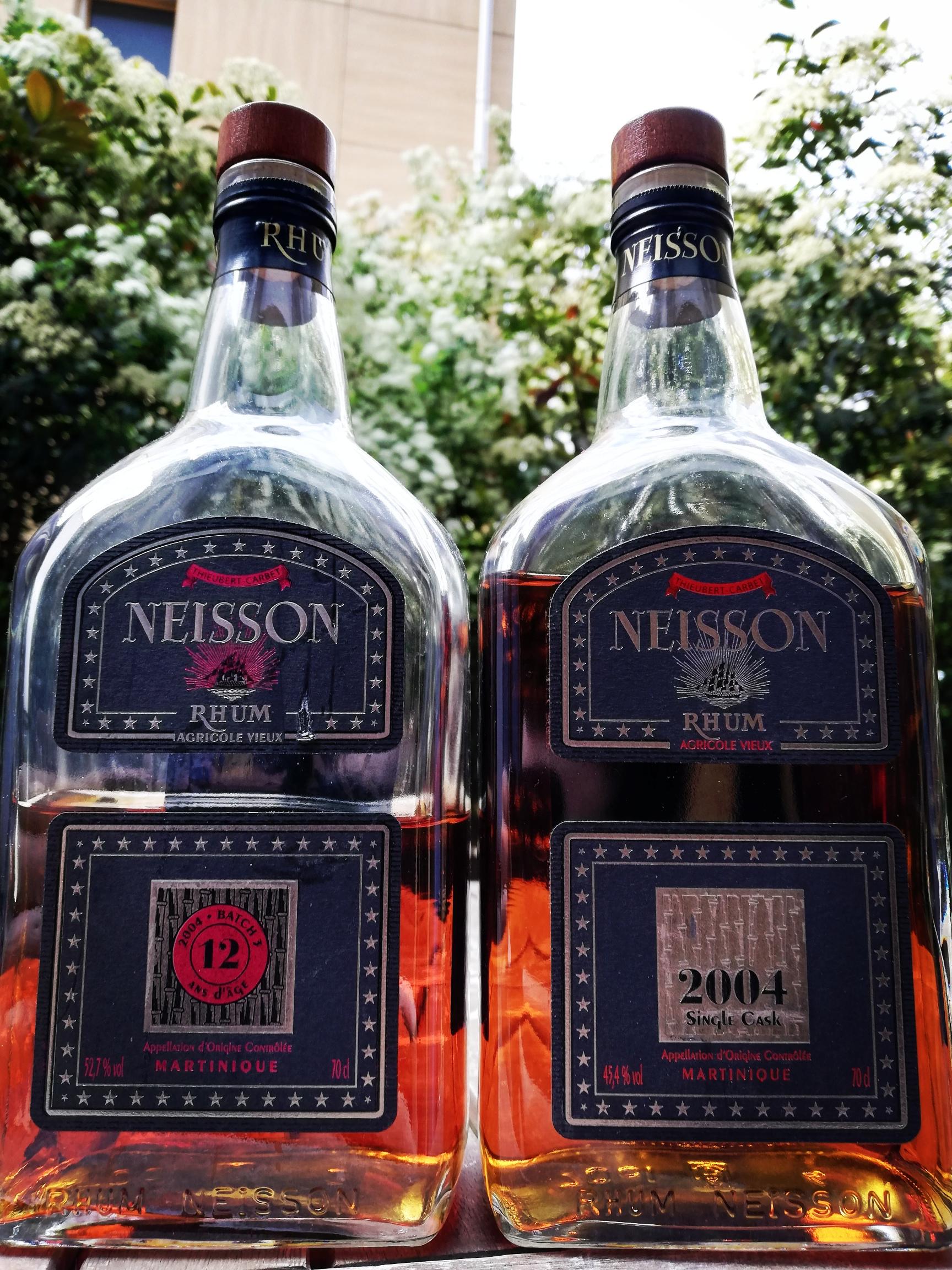 Neisson, 2004 : une bien belle année