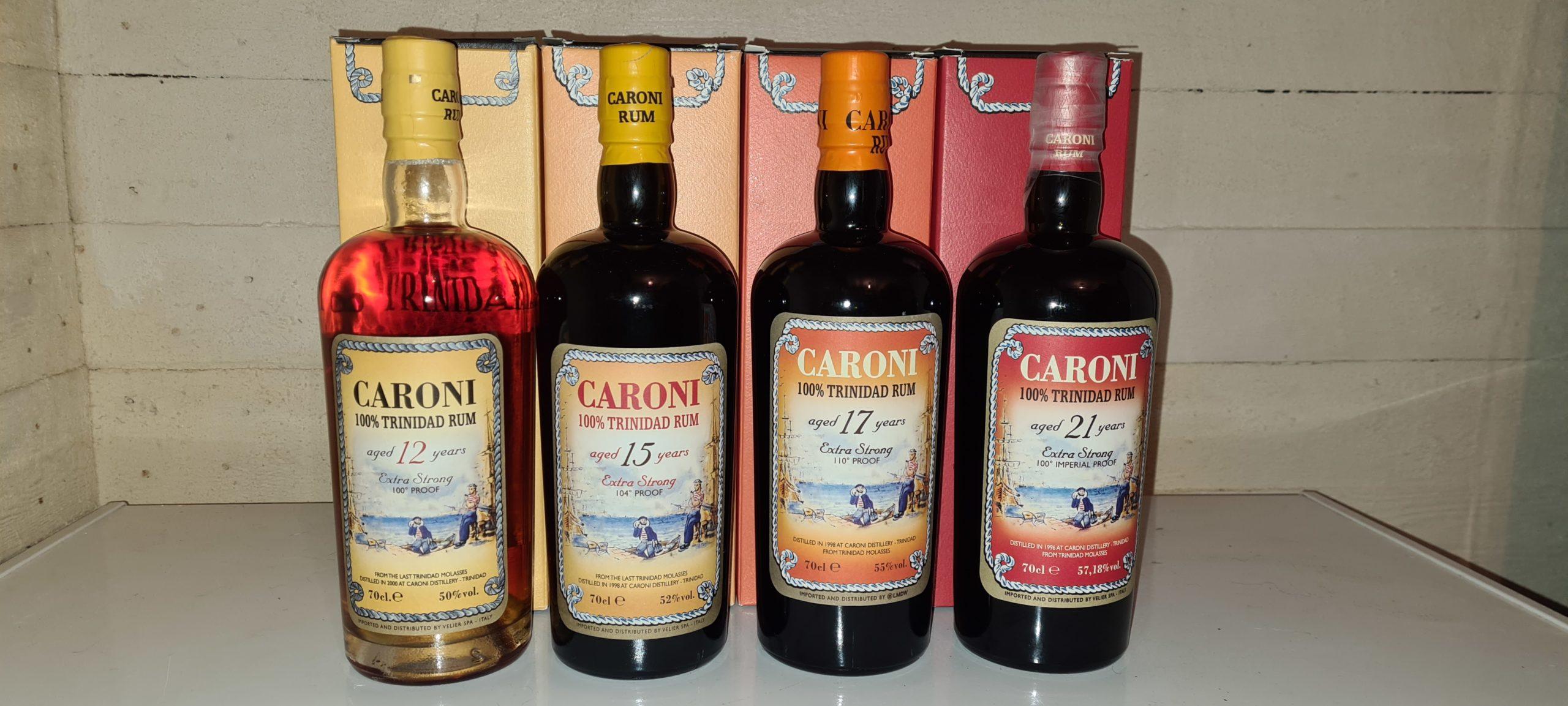 Caroni 12-15-17-21
