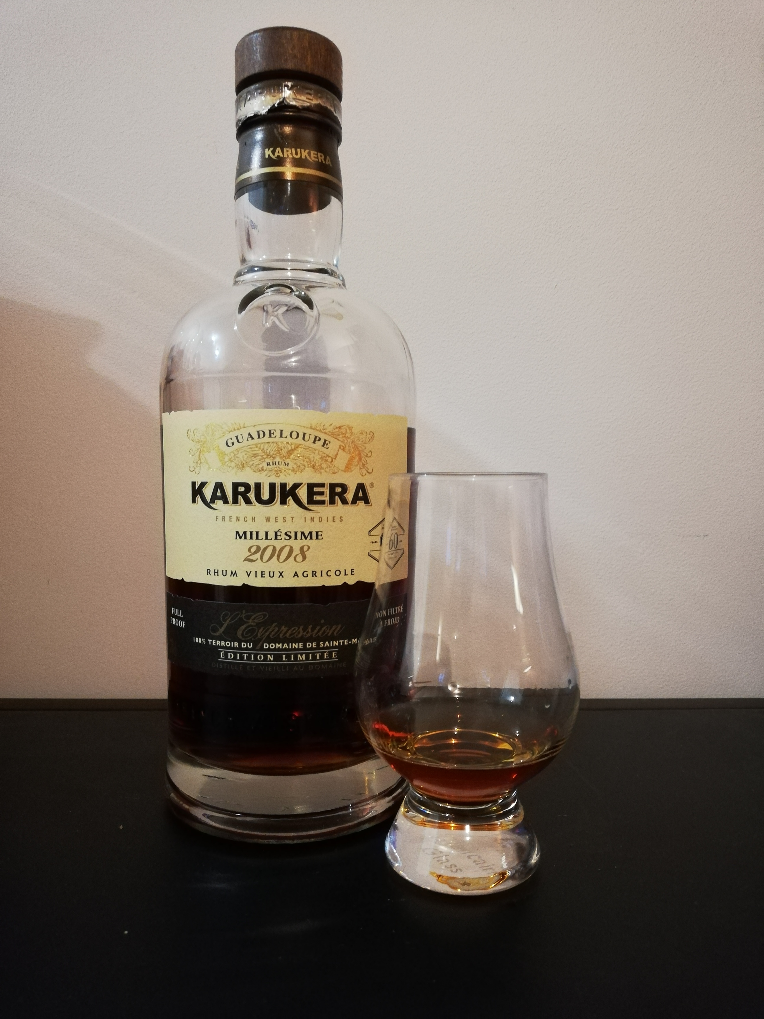 Karukera, l'Expression 2008, 48,4%