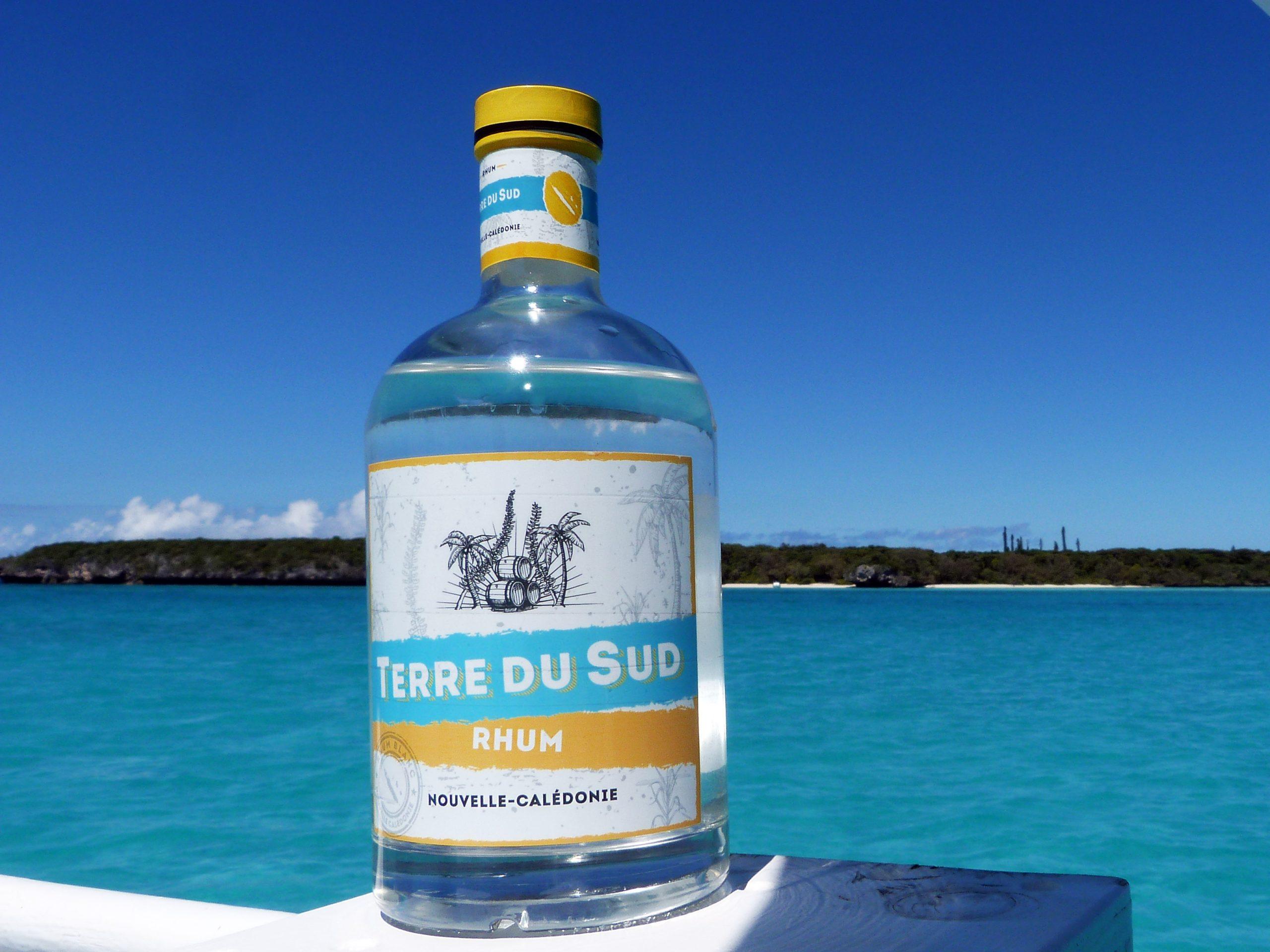 La distillerie du soleil, Nouvelle-Calédonie