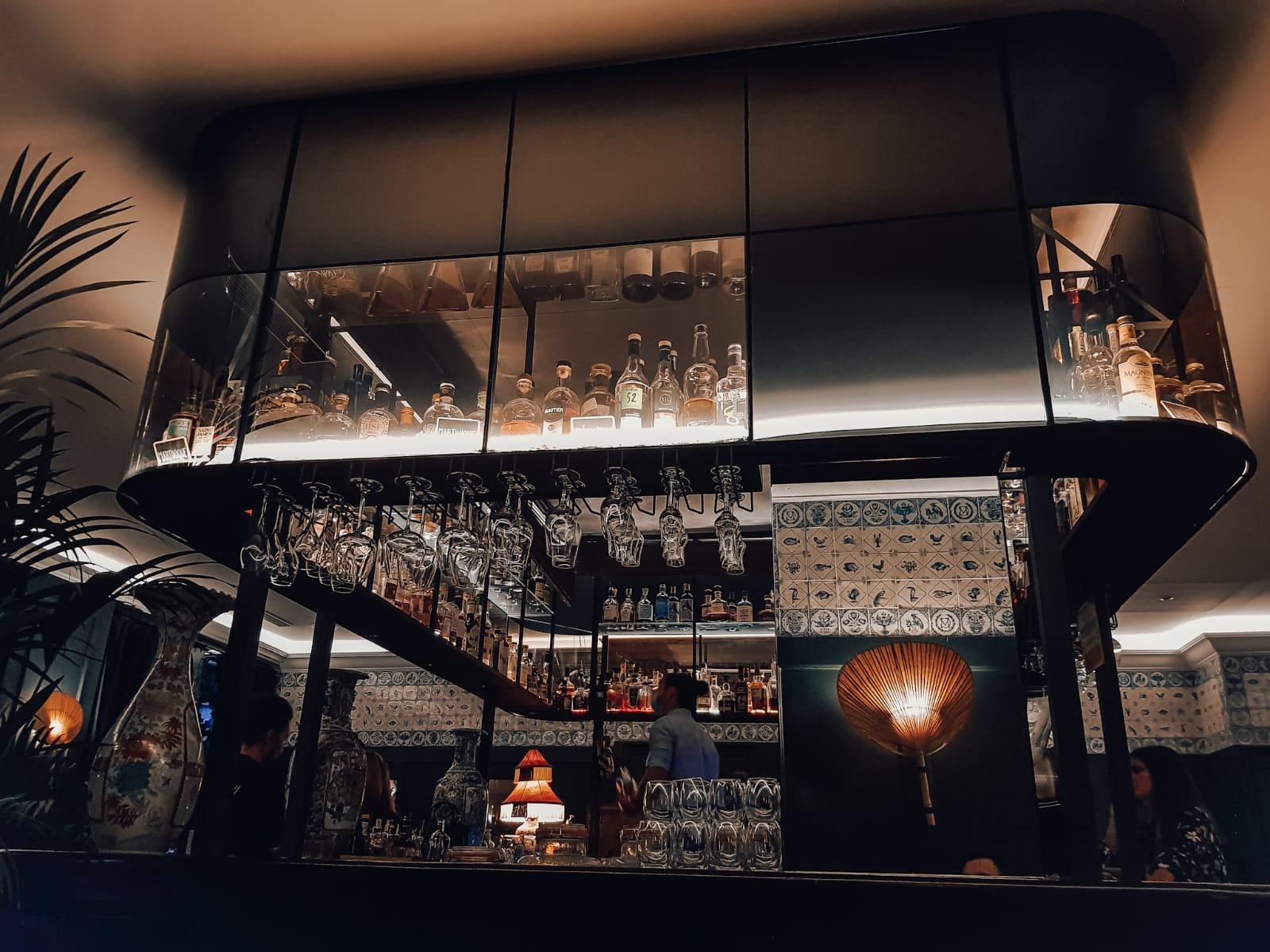 Le bar 1802, Rhum Society, mais pas que !