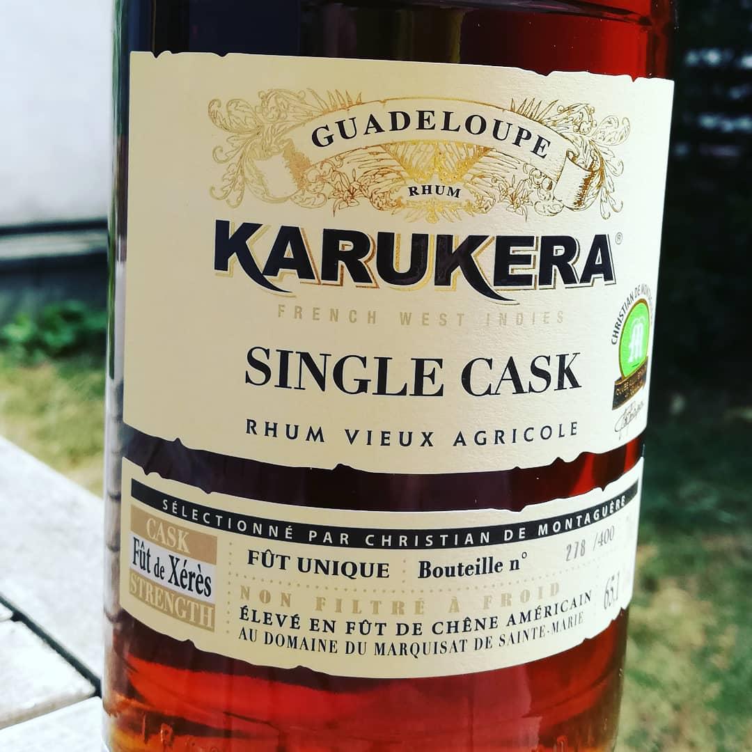 Karukera, 4 ans, sélection Christian de Montaguère
