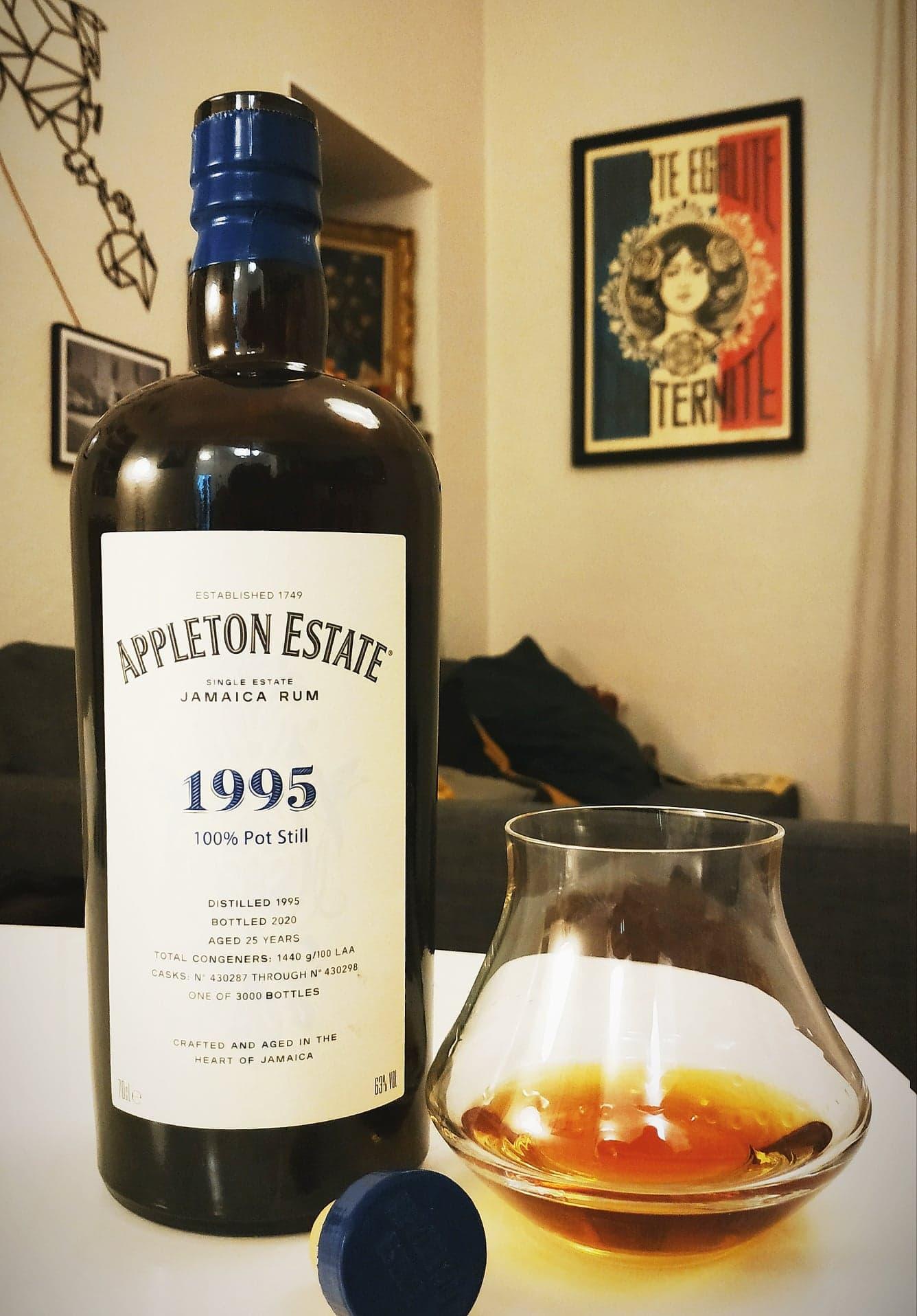 Appleton 1995 Velier