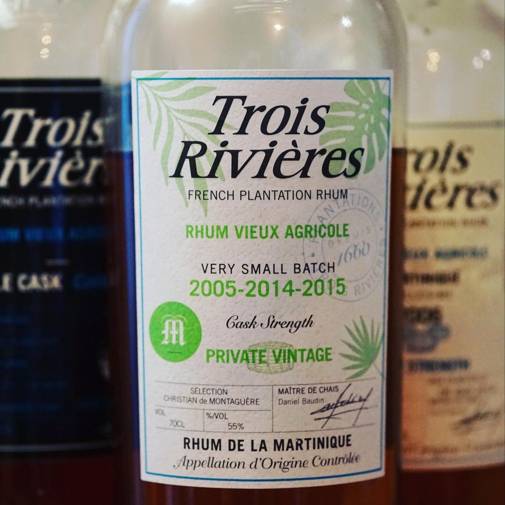 Trois Rivières : réservé au 50(%) et plus.