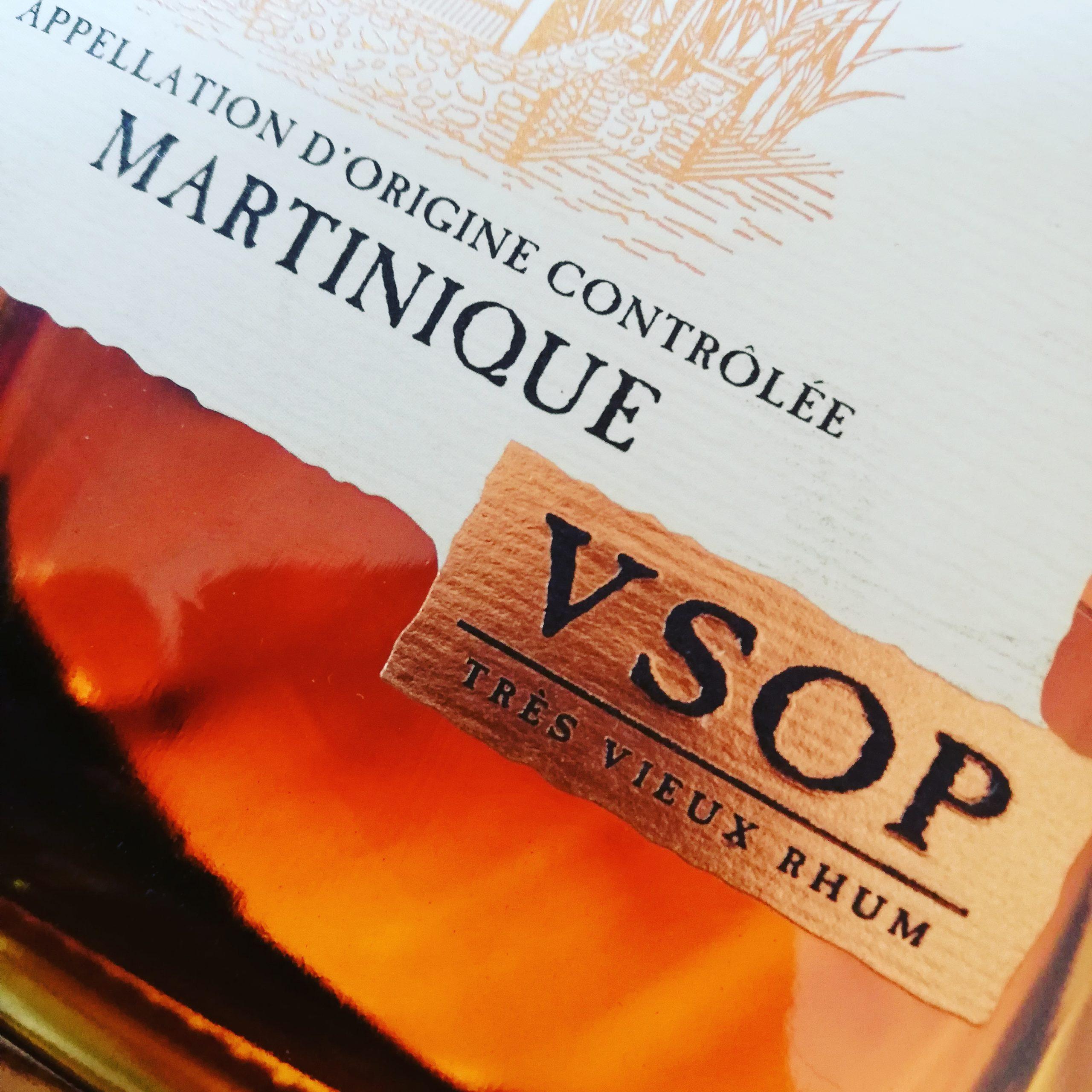 Le guide d'achat : VSOP – Martinique