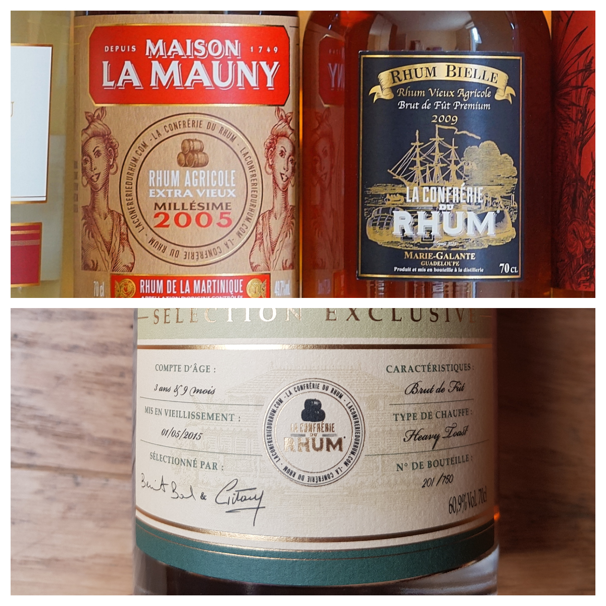 La Mauny – Bielle – Clément : La Conf'