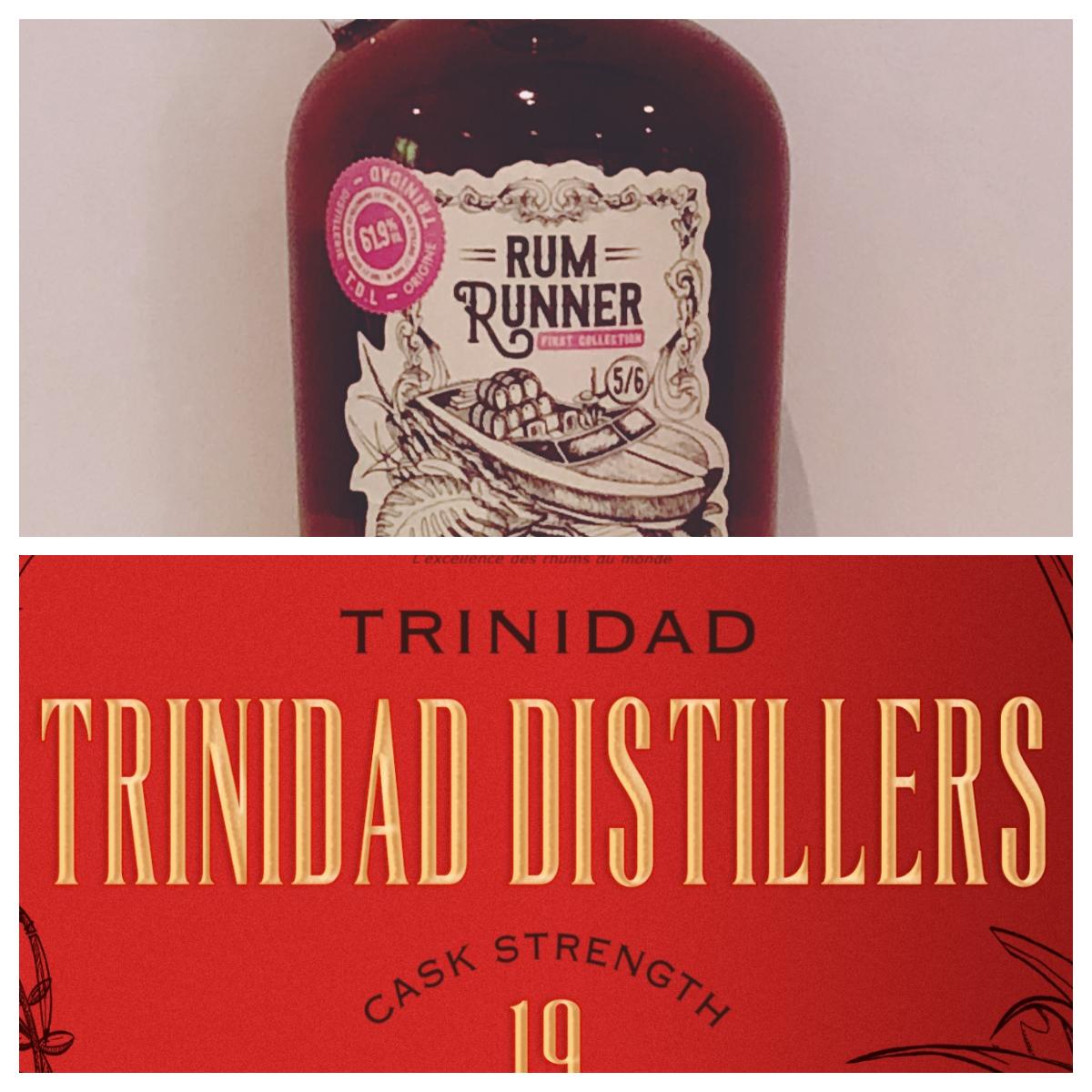 Trinidad – Excellence Rhum et Rum Runner